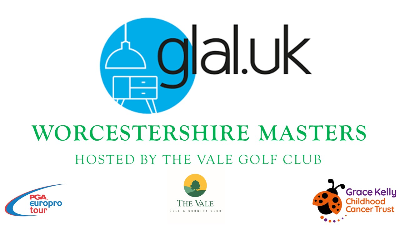 GLAL.UK to sponsor inaugural Worcestershire Masters at The Vale GC